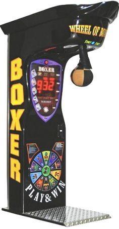 boxer-wynajem Automat boxer