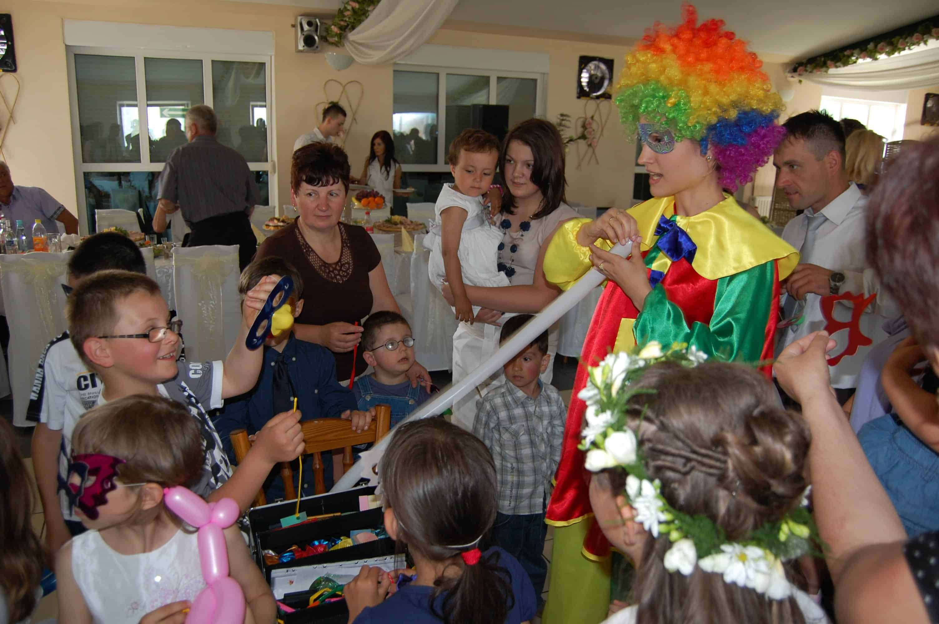 clown Klaun
