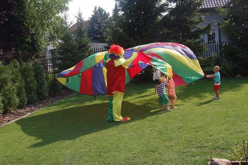 klaun-wynajem Klaun