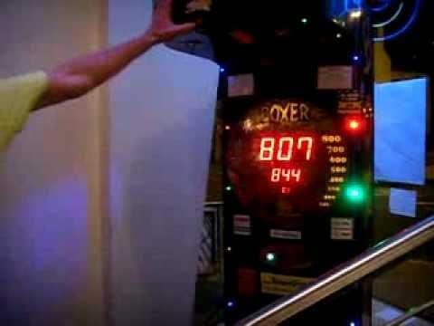 maszyna-bokser Automat boxer