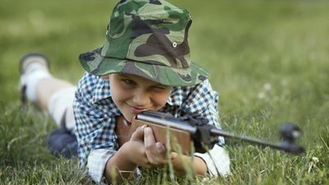 strzelnicadladzieci Mobilna strzelnica